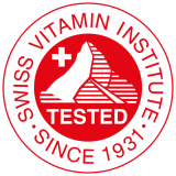 Swiss Vitamin Seal of Approval